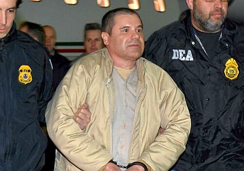 The verdict: drug Lord El Chapo will spend the rest of his life in prison