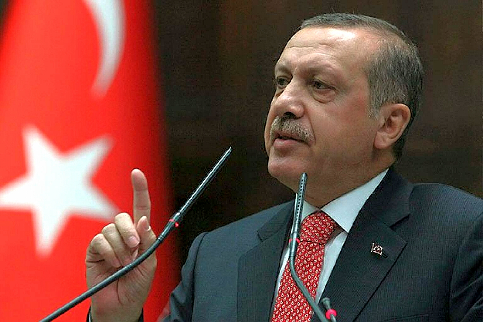 Erdogan hopes for the sanity of the United States on the issue of possible sanctions because of the S-400