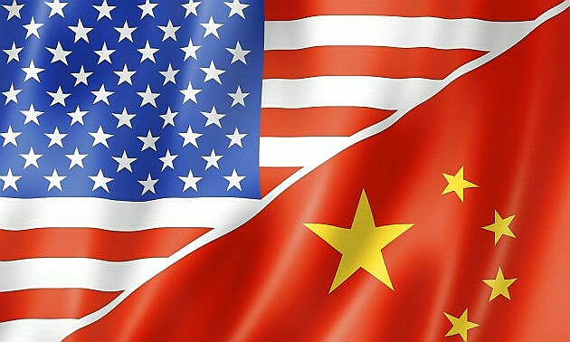 Technological war between the US and China