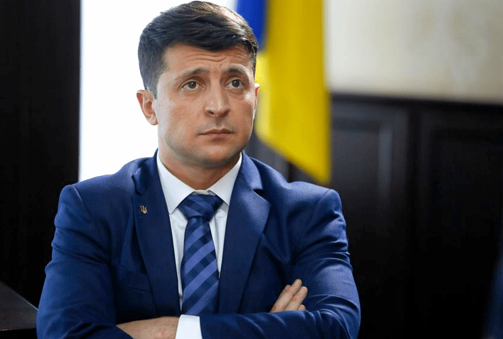 "Zelensky was embarrassing because of the ""complex"" words"